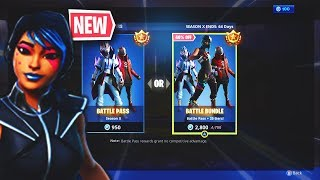 Buying The Season X Battle Pass + 950 V-Bucks In Fortnite: Battle Royale