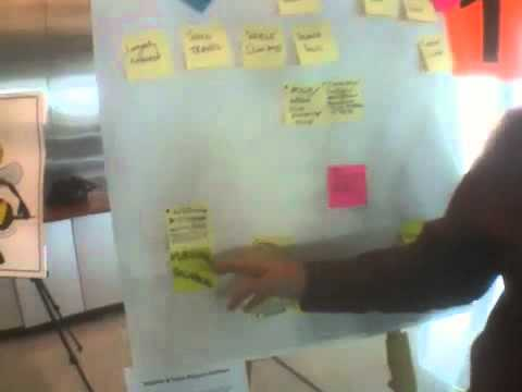 Session: using Innovation Games to plan a vibrant scientifi