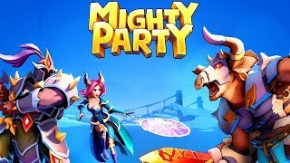 Mighty Party: Online RPG Games - Satege s.r.o. Walkthrough