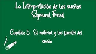 La Interpretación De Los Sueños - S. Freud - Pt 8  Audiolibro