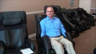 1st Time Use - HT-Bali Massage Chair