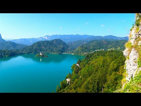 Exploring Lake Bled & Postojna Cave Train - Slovenia Travel Vlog