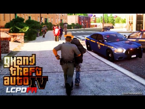 GTA 4 - LCPDFR - EPiSODE 56 - NEW YORK STATE POLICE (NYSP ) #THROWBACKTHURSDAYLCPDFR