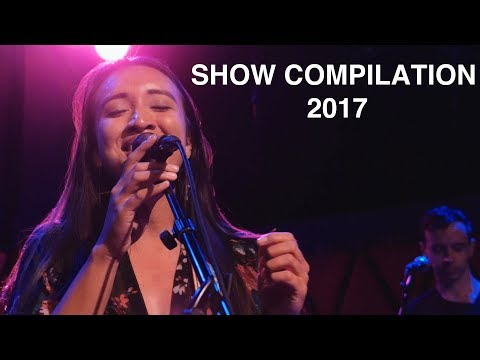 SHOW COMPILATION 2017 (Live Music in New York City)