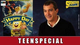 SpongeBob Schwammkopf 3D - Special zum Film | Antonio Banderas