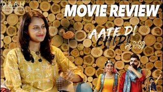 Aate Di Chidi Movie Review   Neeru Bajwa, Sardar Sohi, Amrit Maan, Karamjit Anmol   DAAH Films