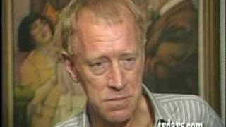 MAX VON SYDOW interviewed by JOHN A. GALLAGHER