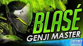 Blasé Is A Crazy Genji