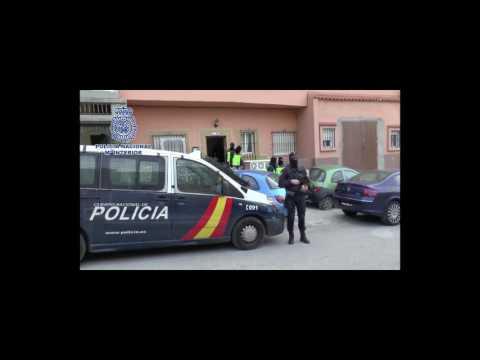 Policía Nacional detiene 4 yihadistas en Ceuta en noviembre de 2016