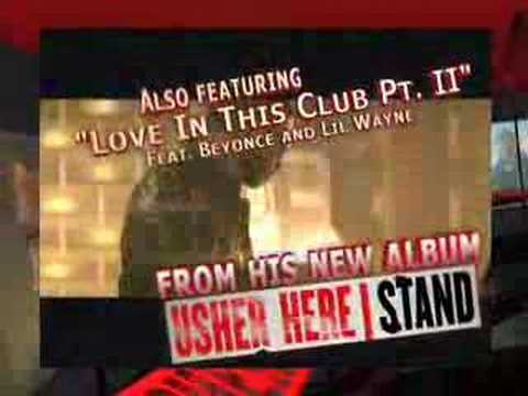 Usher - Here I Stand IN STORES NOW!