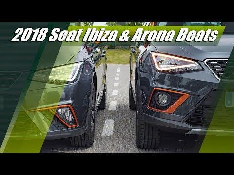 2018 Seat Ibiza & Arona BeatsAudio Special Editions