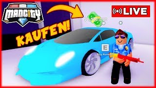 💰 *2.500.000$* LAMBORGHINI KAUFEN! - MAD CITY ROBLOX