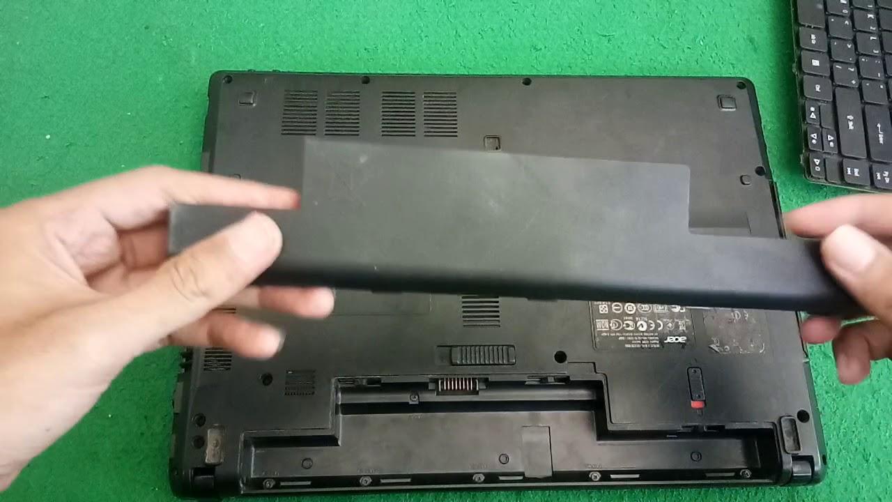 Cara Mengganti Keyboard Laptop Acer Aspire 4250 Series Youtube