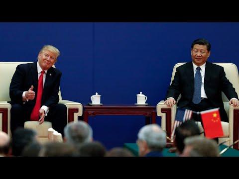 Trump Working To Help Chinese Corporation ZTE
