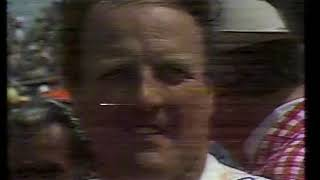 Auto Racing   1980   ABC Highlights   Indy 500 Time Trials