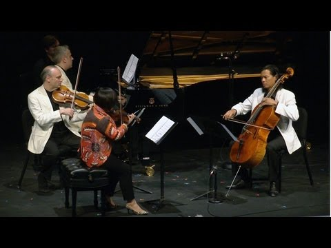 Dalbavie's Quartet for Piano and Strings - La Jolla Music Society: SummerFest 2012