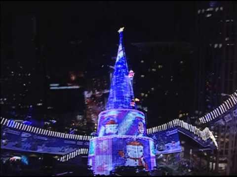 新北耶誕城 點燈