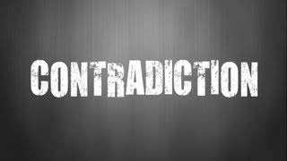 New Series starting in October: CONTRADICTION