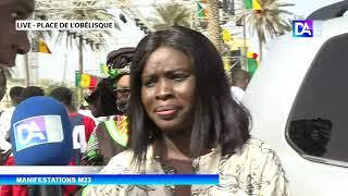 Célébration M23: Thérése Faye pérsuadée que les acquis restent inchangés