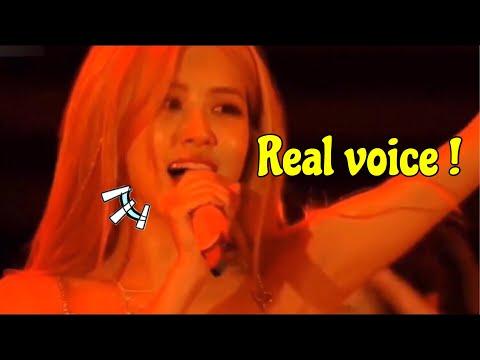 BLACKPINK Real voice! indir
