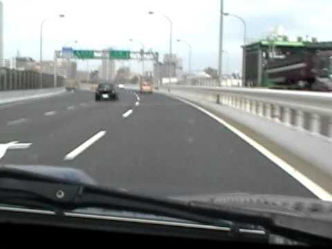 車載動画~北九州都市高速道路4...