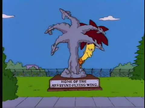 The Simpsons: Sideshow Bob' Last Gleaming part 2