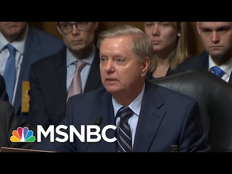 The Transformation Of Senator Lindsey Graham | Morning Joe | MSNBC