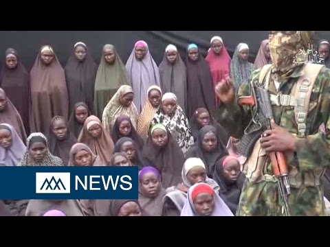 "New Boko Haram video ""shows missing Chibok girls"" - DIBC News"