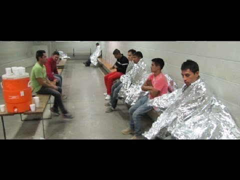 Exclusive Look inside an Illegal Alien Child Detention Center in Texas