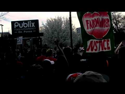 CIW Protest in Atlanta