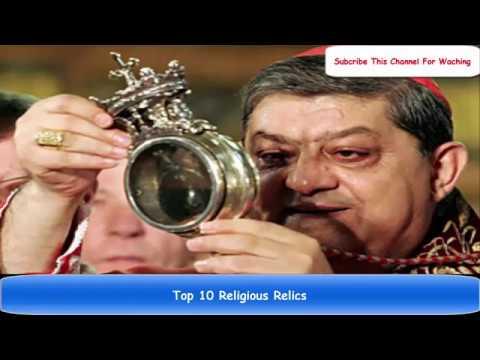 Top 10 Religious Relics