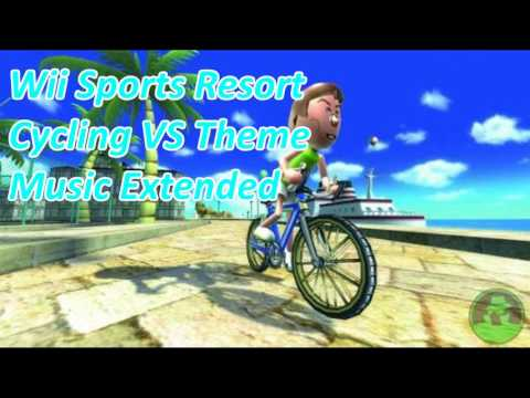 Wii Sports Resort: Cycling VS Theme   Extended Music