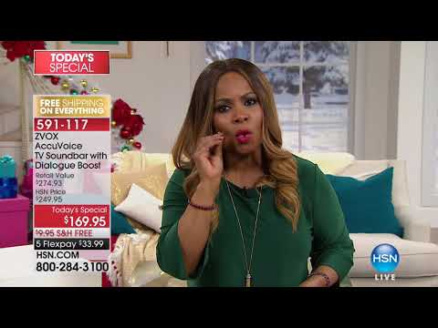 Thumbnail: HSN | Electronic Gifts 11.24.2017 - 06 PM