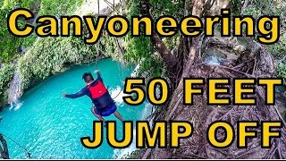 Extreme Canyoneering Adventure in Badian (Cebu, Philippines) [GoPro Hero4 Black]