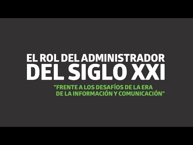 El rol del administrador del siglo XXI   UTEL Universidad