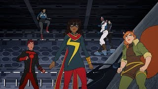Marvel Rising: Secret Warriors | Full Trailer