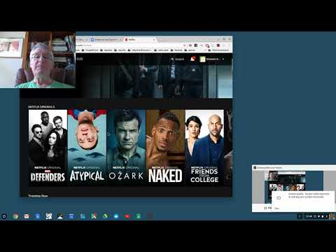 chrome 07: Netflix on Chromebook