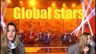 Global Sensation BTS Performs