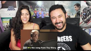 Honest Trailers - TOY STORY (feat. Will Sasso) REACTION!!!