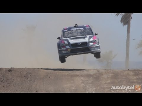 Subaru Makes The Most Advanced GRC Car On The Planet