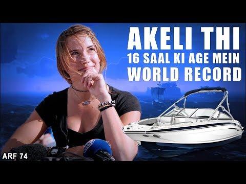 She Did a Solo World Tour via Sea in a Year || ARF 74