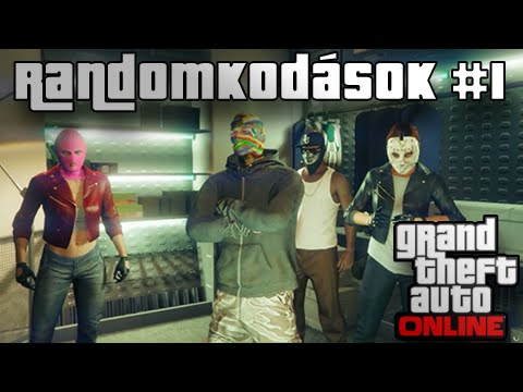 "GTA V - Randomkodások #1 - ""The Prison Job"""