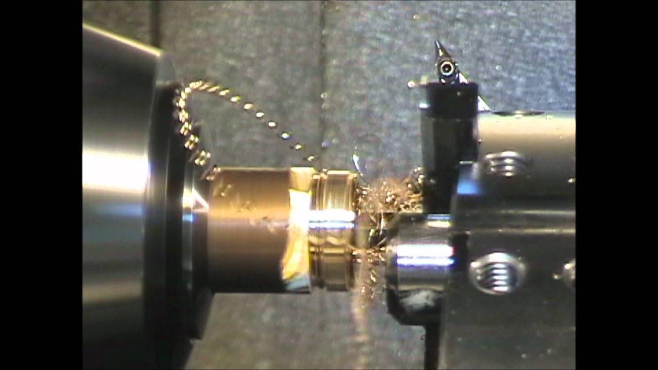 CNC Wedding Ring Machine.wmv - YouTube