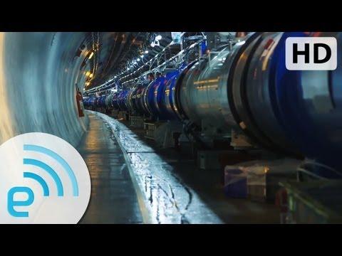 CERN: Undergound Large Hadron Collider | Engadget