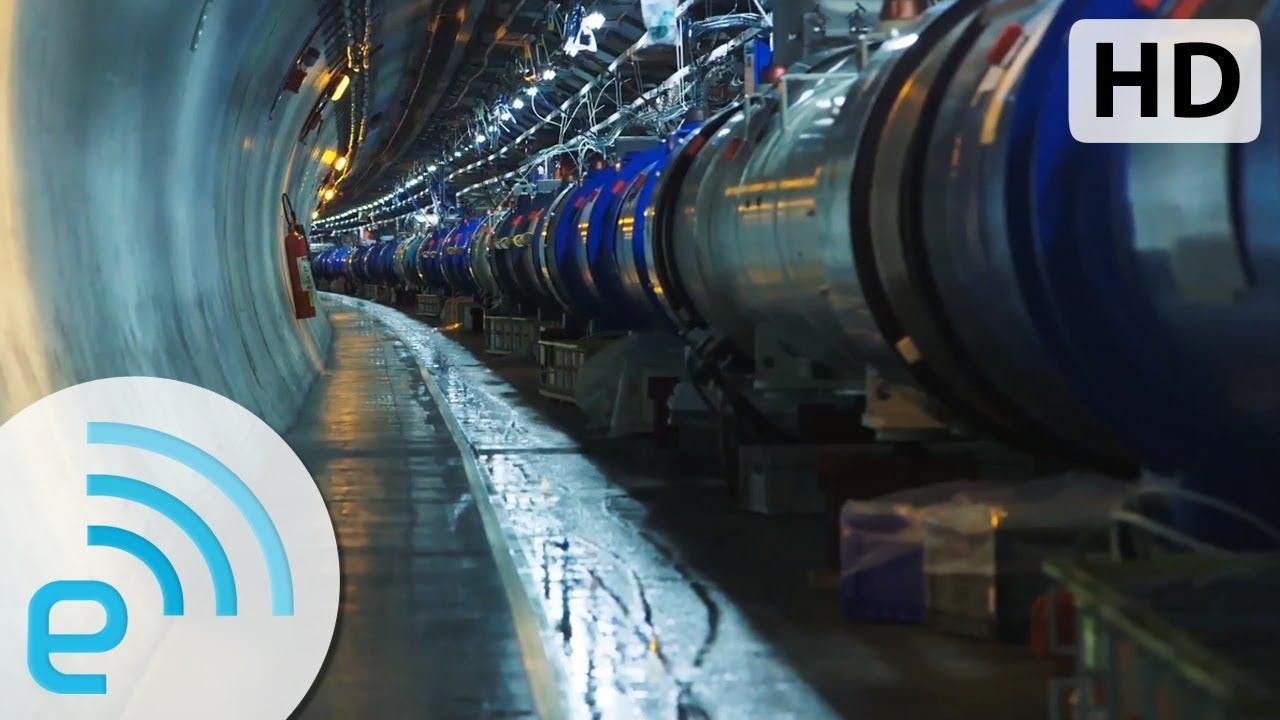 Download CERN: Undergound Large Hadron Collider | Engadget
