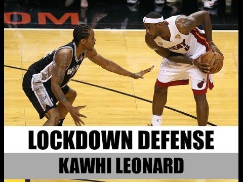 Kawhi Leonard Defense : Lockdown How To