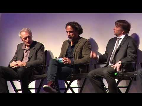 Eastwood, Iñárritu, and Linklater on the relationships betwe