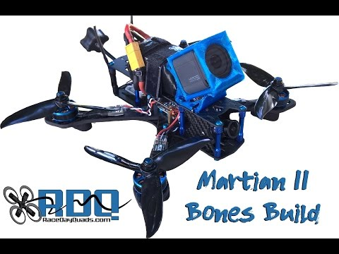 """Tmotor Air 40 2205 2450kv Martian II """"Bones Build"""""""