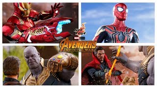 AVENGERS INFINITY WAR | FIGS | HOT TOYS