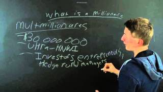 Becoming a Multimillionaire part 2 - Ultra-High-Net-Worth-Individuals